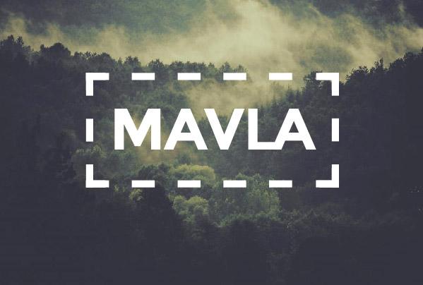 návrh logotypu mavla